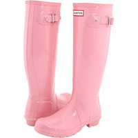 Hunter Original High Gloss Candy Pink - Zappos.com Free Shipping BOTH Ways