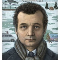Starring Bill Murray as...Phil Connors by Matthew Rabalais