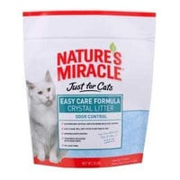 Nature's Miracle Easy Care Crystal Cat Litter