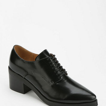 Jeffrey Campbell Wesley Heeled Oxford