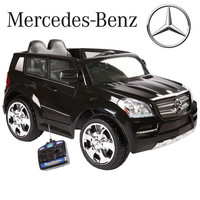 Official 12v Mercedes GL Kids Electric Ride On Jeep - £249.95 : Kids Electric Cars, Little Cars for Little People