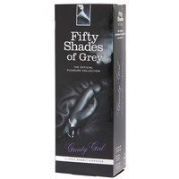 EL-FSG54811 Fifty Shades of Grey Greedy Girl Rechargeable G Spot Rabbit