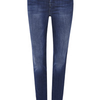 Slim High Rise Skinny Jeans