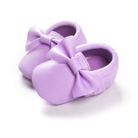 Newborn Tassels Baby Moccasin Baby Clothing
