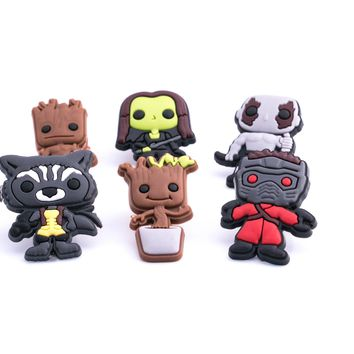 Marvel Guardians of the Galaxy Pencil Toppers Set