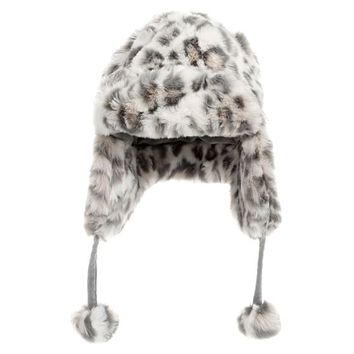 Faux Fur Hat