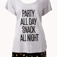 Party Party PJ Set