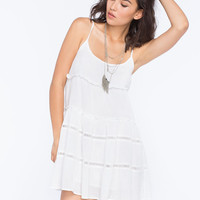 O'neill Dazy Dress White  In Sizes