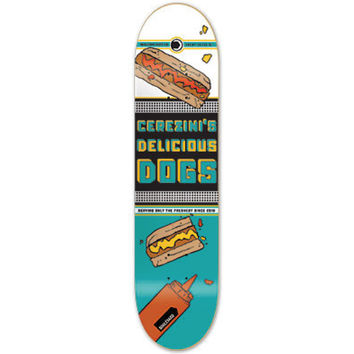 BLVD Steady Eats Cerezini Deck - 8.1