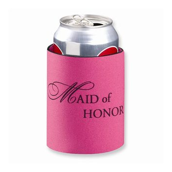 Maid Of Honor Cup Cozy - Perfect Wedding Gift