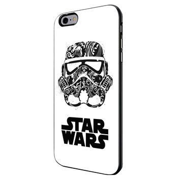 Stroomtrooper Star Wars Painting iPhone 6 Plus Case