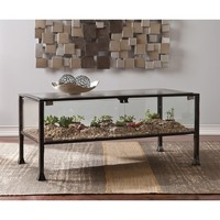 Aldridge Terrarium Coffee Table
