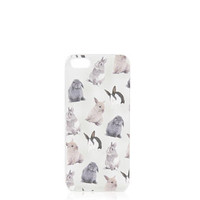 Bunny iPhone 5 Case - Clear