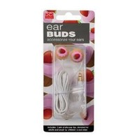Cupcake shaped Earbuds ear buds headphones mp3 player i-pod style