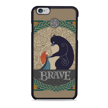 Disney brave mother and daughter tapestry Iphone 6 Case
