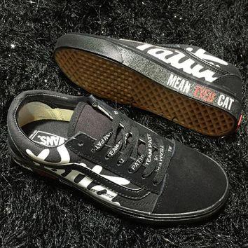 Patta x BEAMS x Vans Old Skool Classic men & women casual shoes