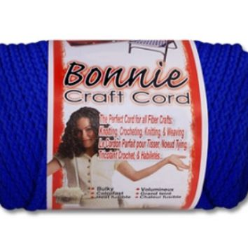 4mm Bonnie Braid Jewelry Craft Cord 100 yards or 50 yd Metallic - Various Colors