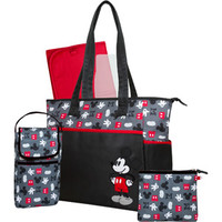 Walmart: Disney Mickey Mouse 5-in-1 Diaper Tote