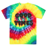 ALEX AND CHLOE / GOOD TIMES T-SHIRT - TIE DYE W/BLACK : ALEX & CHLOE - Brian Lichtenberg, Homies, Wildfox Couture, UNIF, Homies South Central at ALEX & CHLOE