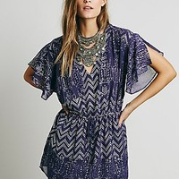 Free People Womens Love Your Chaos Dress