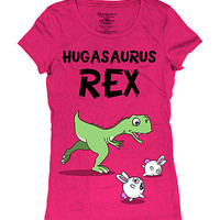 Girls 'Hugasaurus Rex' Graphic Tee