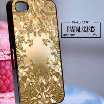 Rc311Y12_Kanye West Jay-z,Album Cover - Accessories iPhone - design print for iPhone 6 - Black Case - Material Soft Rubber (TPU)