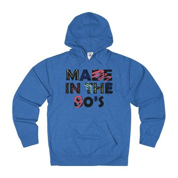 Unisex Made in the 90's Hoodie