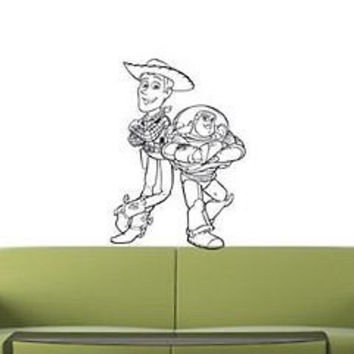 TOY STORY DISNEY Wall MURAL Vinyl Sticker KIDS ROOM 05