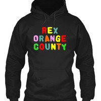 Rex-orange-county- Gildan Hoodie Sweatshirt