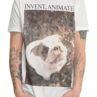 Invent, Animate Puppy T-Shirt 2XL