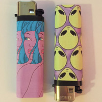 Space Head Lighter Pack