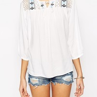 Vero Moda Gypsy boho Top