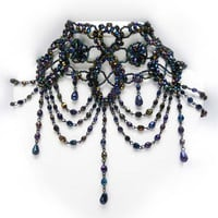 Park Avenue Collection Victorian Lace Jewelry Set