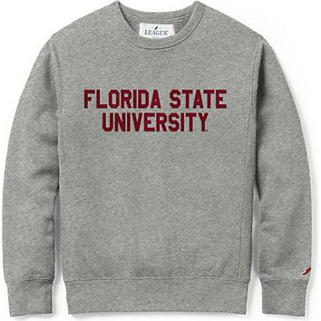 Florida State University Stadium Crewneck Sweatshirt | Florida State University