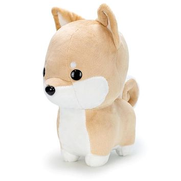 Bellzi Cute Shiba Inu Stuffed Animal Plush - Shibi 12""
