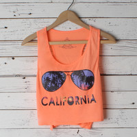 Sunnie California Tank