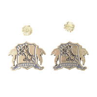 Harry Potter Hufflepuff House Crest Stud Earring Set