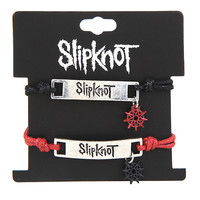 Slipknot Cord Bracelet Set