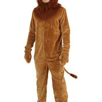 Adult Deluxe Lion Costume X-Large