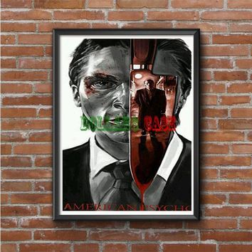 American Psycho Photo Poster 16x20 18x24