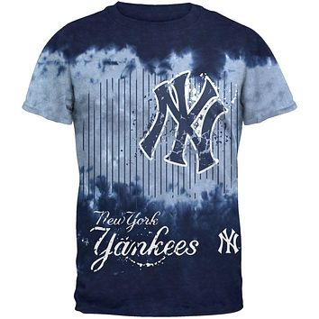 New York Yankees - Slide Tie Dye Youth T-Shirt