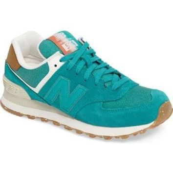 CREYON new balance 574 global surf sneaker women nordstrom