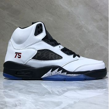 Nike AIR JORDAN 5 RETRO AJ5 Basketball boots