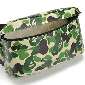 Camouflage One Shoulder Bags Pocket [10816535751]