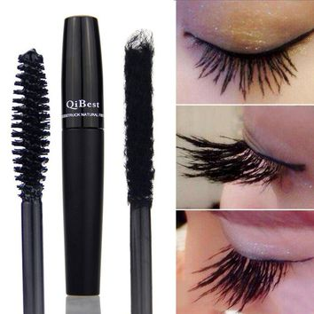 Whosales 2 Pcs Long-Lasting 3D Fiber Lash Eyelash Curling Mascara Waterproof Make Up