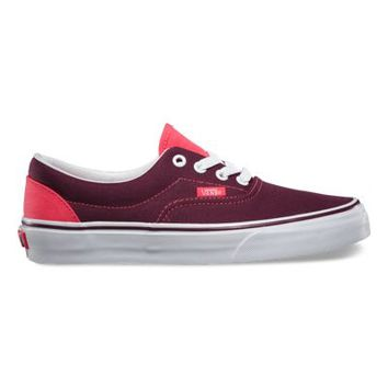 Vans Heel Pop Era (fig/paradise pink)