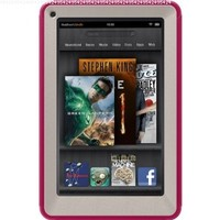 OtterBox Defender Series Standing Case for Kindle Fire, Pink  (will not fit HD or HDX models)