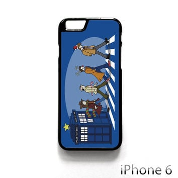 Tardis Doctor Who The Beatles for Iphone 4/4S Iphone 5/5S/5C Iphone 6/6S/6S Plus/6 Plus Phone case