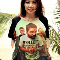 A Day To Remember T-Shirt Crop Shirt For Women Free Size