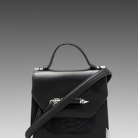 Mackage Rubie Small Cross Body Bag in Black